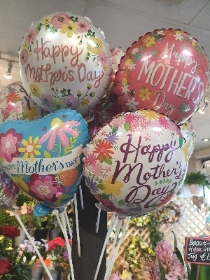 Mothers day stick balloon