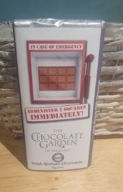 In Case of Emergency Chocolate Bar